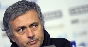 El entrenador portugués del Real Madrid, Jose Mourinho. EFE