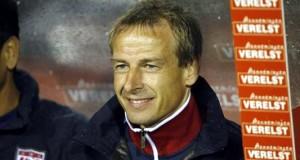 El entrenador de EE.UU., el alemán Jurgen Klinsmann. EFE