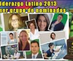 "Liderazgo Latino 2013 ""Inspira, Reconoce"""
