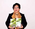 """Rosalba es autora del libro: """"DIABETES NUTRICION  DIETAS Y EJERCICIOS"""""""
