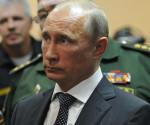 El presidente ruso Vladimir Putin en una reunión sobre la situación de los puertos en los mares Azov y Negro, en Novorossiysk, Rusia, la semana pasada. EFE/Archivo