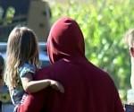 Voluntario encuentra a niña de dos años reportada como desaparecida