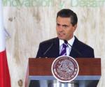 El presidente de México, Enrique Peña Nieto, . EFE/PRESIDENCIA DE MÉXICO/Solo uso editorial