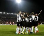 En la imagen, jugadores de Atlético Mineiro. EFE/Archivo
