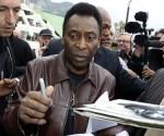 """Edson Arantes do Nascimento, Pelé, de 74 años, """"sigue internado con inestabilidad clínica"""", señala el parte médico divulgado por el hospital privado. EFE/Archivo"""