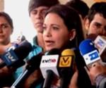 La opositora venezolana María Corina Machado