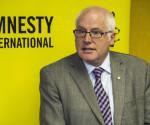 El secretario general de Amnistía Internacional Canadá, Alex Neve. EFE/Archivo