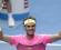 Rafael Nadal celebra su victoria ante el sudafricano Kevin Anderson en lo octavos del Abierto de Australia. EFE