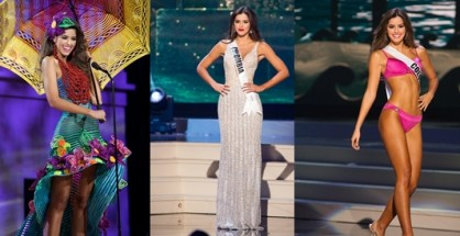 La Señorita Colombia, Paulina Vega, es la nueva Miss Universo.
