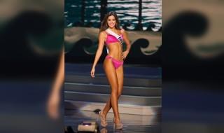 Paulina Vega, señorita Colombia,