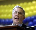 En la imagen, el expresidente de Colombia y senador Álvaro Uribe. EFE/Archivo