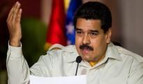 En la imagen, el presidente de Venezuela, Nicolás Maduro. EFE/Archivo