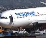 Un avión de Turkish Airlines. EFE/Archivo