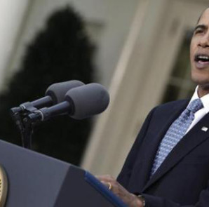 """La campaña inició el viernes una actividad llamada """"tuitazo mundial"""" para promover en la red social Twitter las etiquetas #Obamaderogaeldecretoya y #ObamaRepealTheExecutiveOrder. EFE/Archivo"""