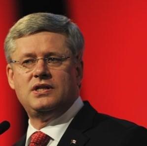 En la imagen, el primer ministro canadiense, Stephen Harper. EFE/Archivo