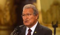 El presidente de El Salvador, Salvador Sanchéz Cerén. EFE/Archivo