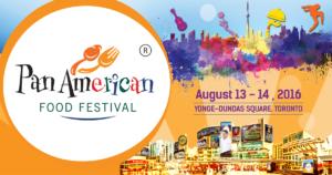 afiche Panamerica Food Festival