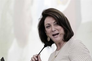 La directora regional de ONU Mujeres para las Américas y el Caribe, Luiza Carvalho. EFE/Archivo