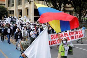 Exguerrilleros de las FARC piden al Gobierno cumplir a cabalidad el acuerdo de paz